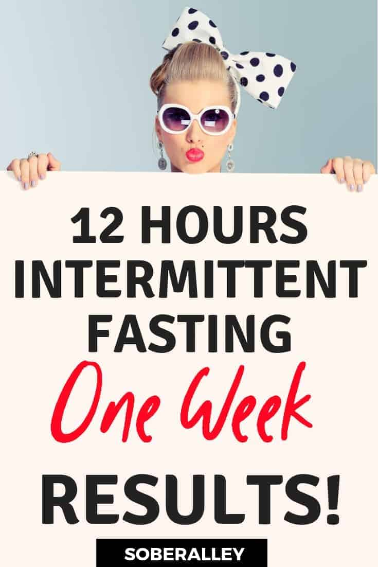 Intermittent fasting 16/8 is a GREAT way to lose weight fast. But I tried intermittent fasting for just 12 hours and lost 5 pounds in one week! You CAN lose weight fasting just 12 hours. Amazing!