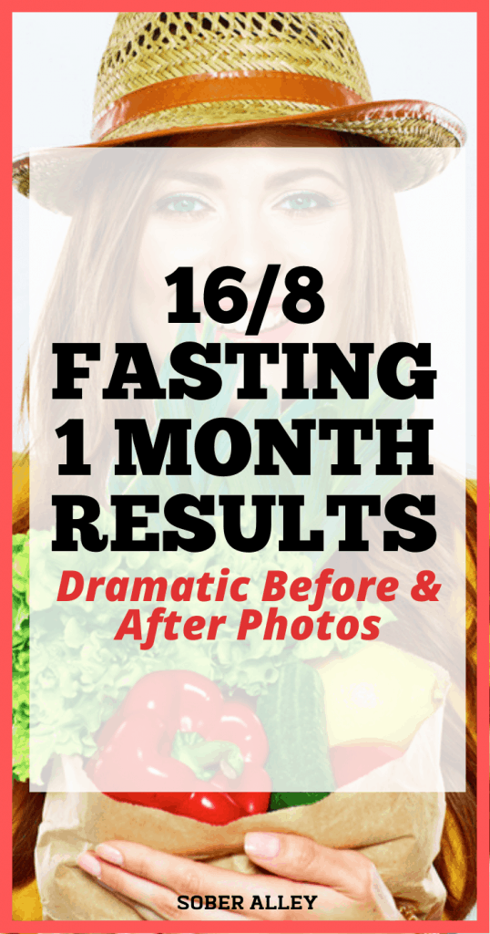 16/8 Intermittent Fasting One-Month Weight Loss Results (Lose 10 Pounds In A Month)