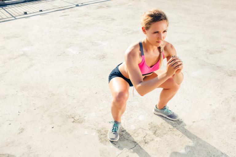 30 Days Squat Challenge Result Before After Pics – Desenhos Para Colorir