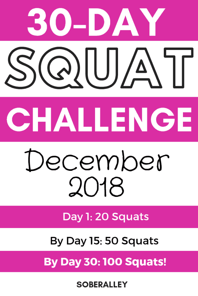 30 day squat challenges are a great way to lose weight fast and have fun too without exercise at the gym! Join the 30 day squat challenge facebook group to get sexy legs and get skinny fast!