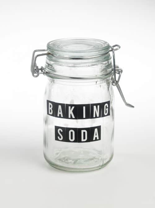 baking soda belly bloat cure