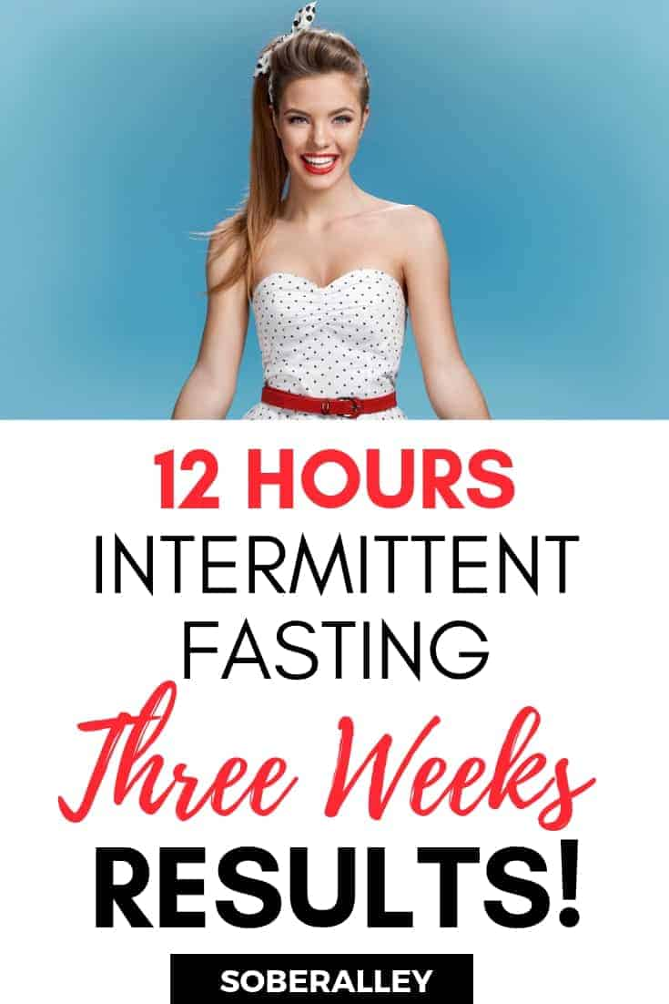 Intermittent fasting 12 hours works for weight loss! I lost 10 pounds in 3 weeks of intermediate fasting 12 hours! Intermittent fasting 16 8 or crescendo fasting works too, but you can lose more weight faster and easier with just 12 hours!