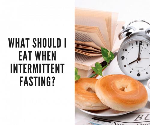 eat intermittent fasting