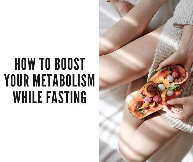 fasting boost metabolism