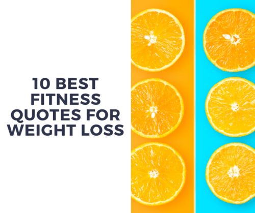 fitness quotes weight loss fast
