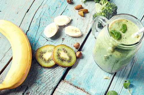 green detox weight loss smoothie