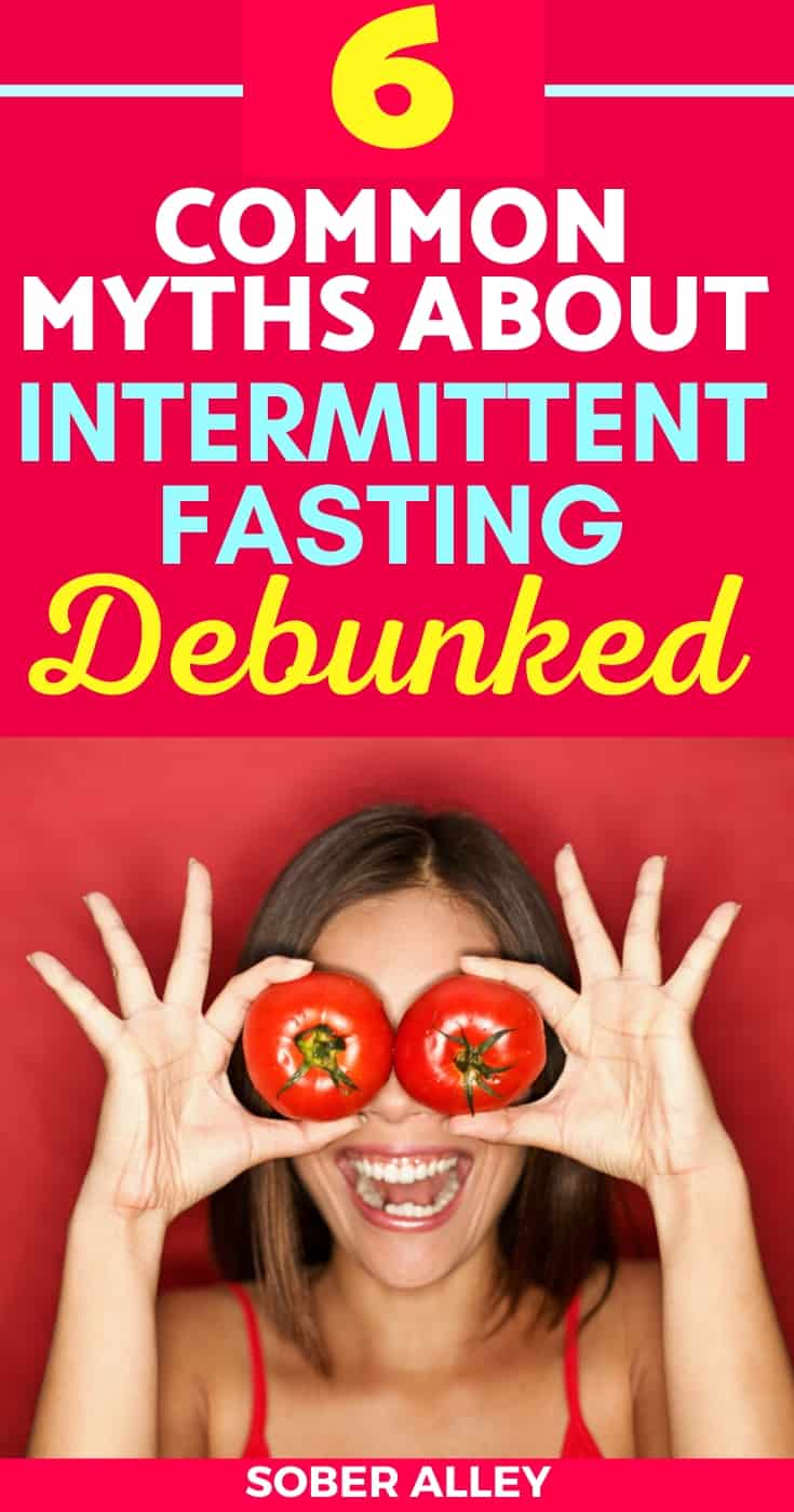 6 Common Myths About Intermittent Fasting For Weight Loss - Debunked!