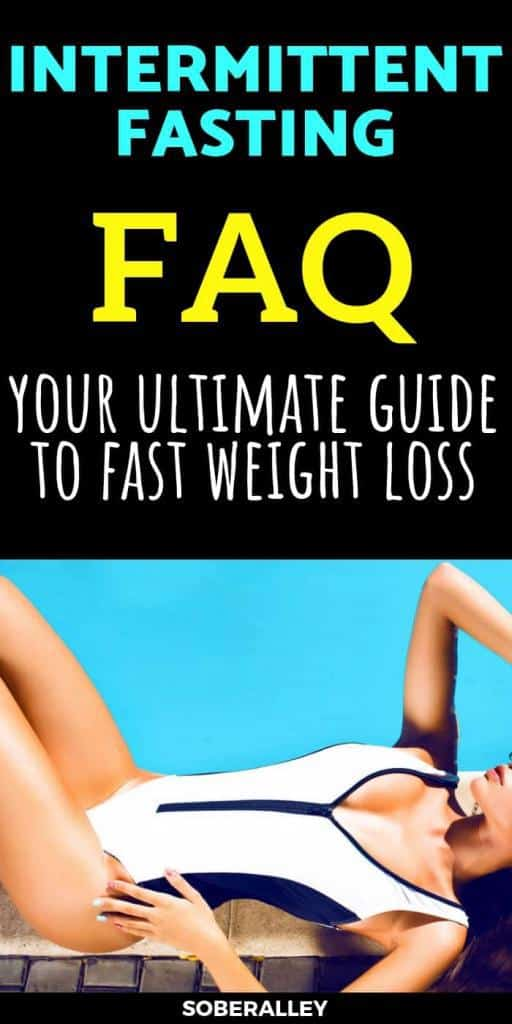 Intermittent fasting is one of the fastest, easiest ways to lose weight, but you know you've got questions. Here we're going to answer all the intermediate fasting questions you can possibly ask!