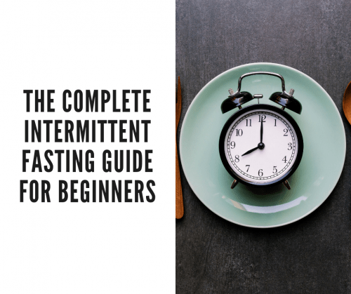 intermittent fasting weight loss guide for beginners