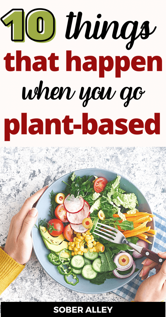 I Went Plant-Based For 30 Days -- Here's What Happened!