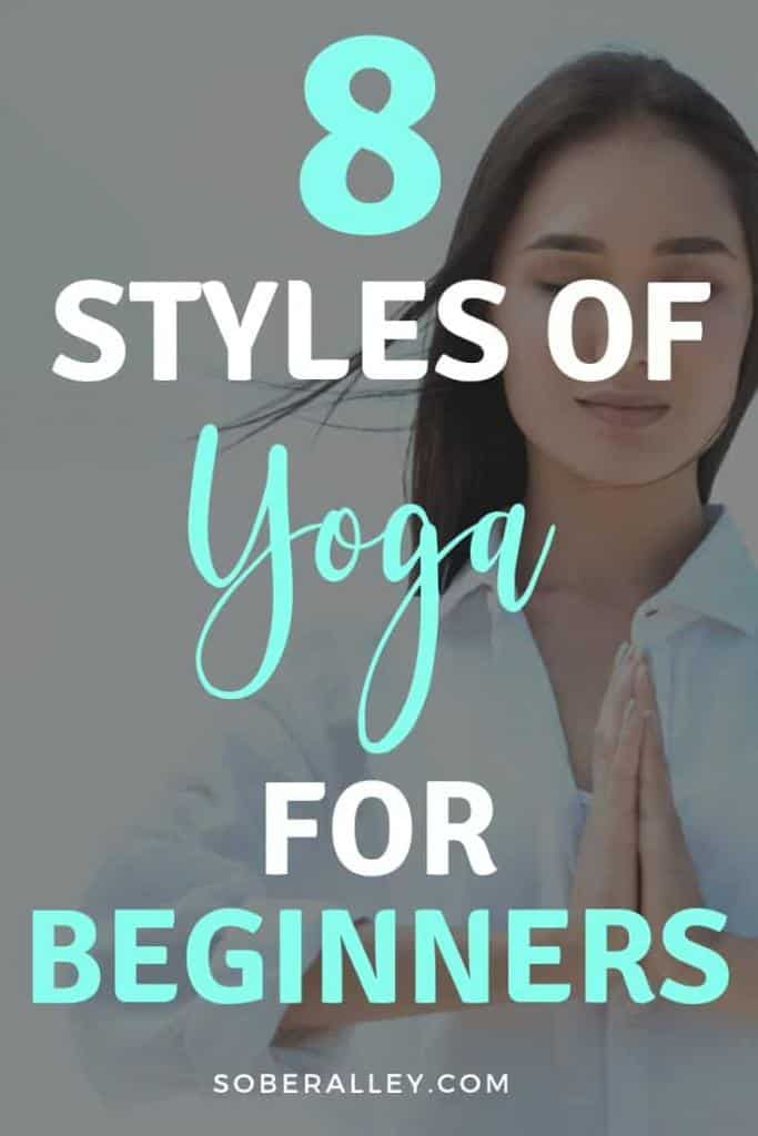 If you're a yoga newbie or just curious about starting yoga for the first time, you may not know what style of yoga to try. Here are 8 of the most popular styles of yoga for beginners.