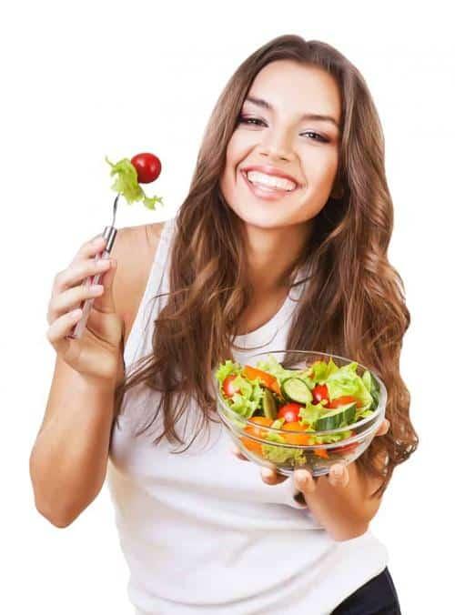zero calorie foods 100 calories a day